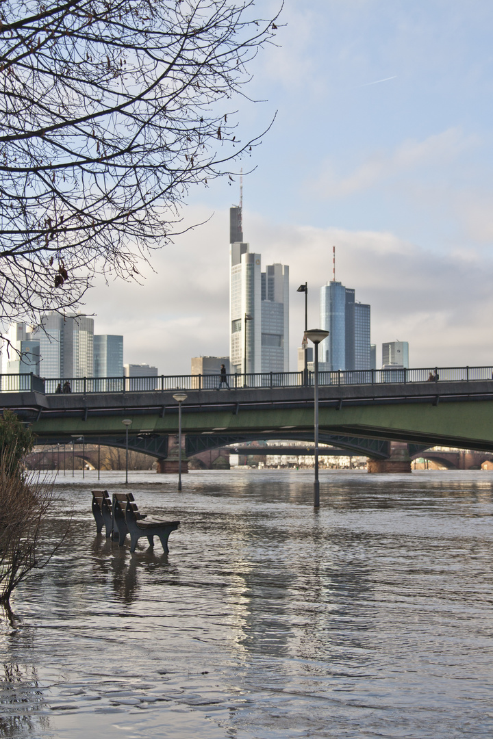 Frankfurt säuft ab