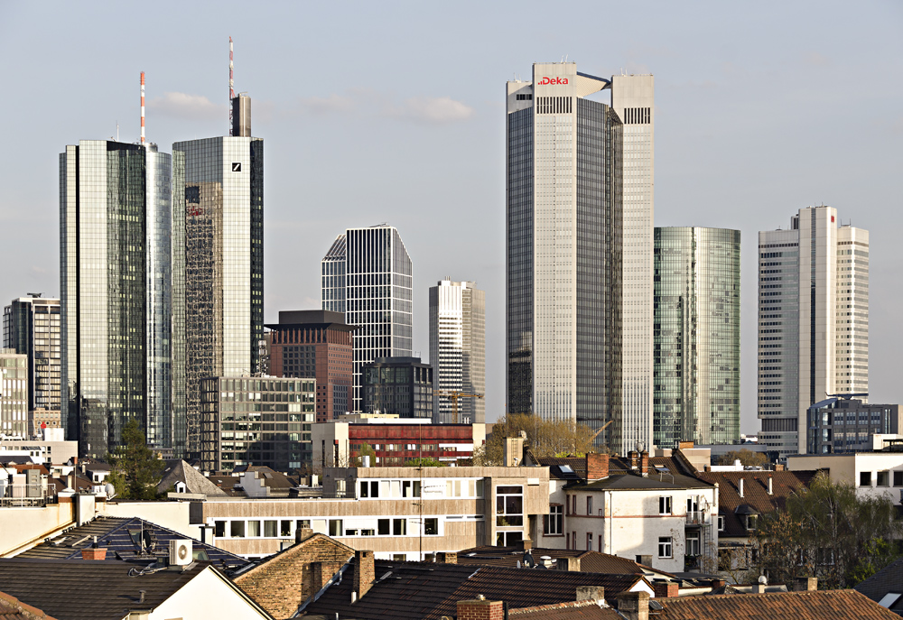 Frankfurt sonnt sich