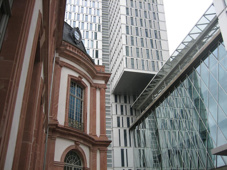 Frankfurt Stilbruch