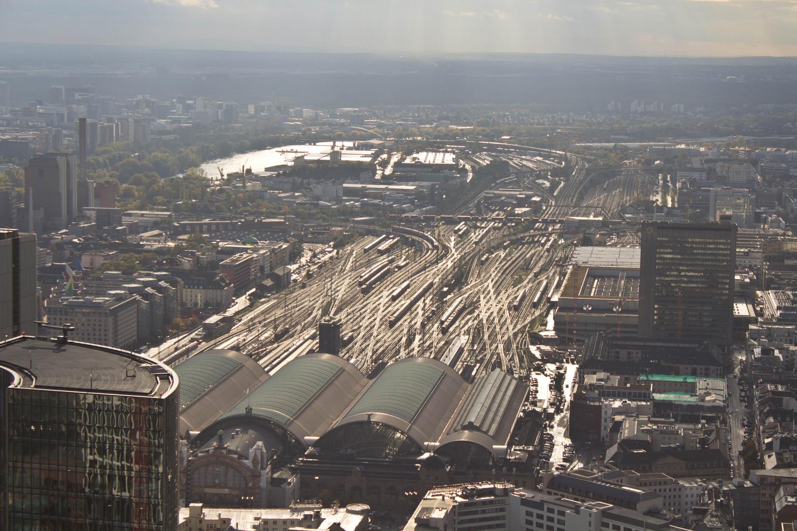 Frankfurt von oben No.3