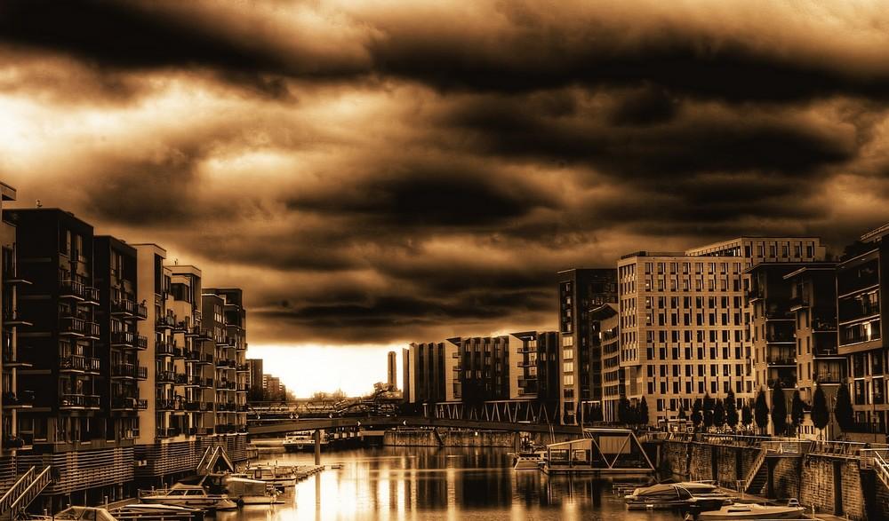 Frankfurt Westhafen - 2. Version