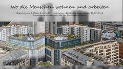 FRANKFURT - Wo die Menschen wohnen und arbeiten