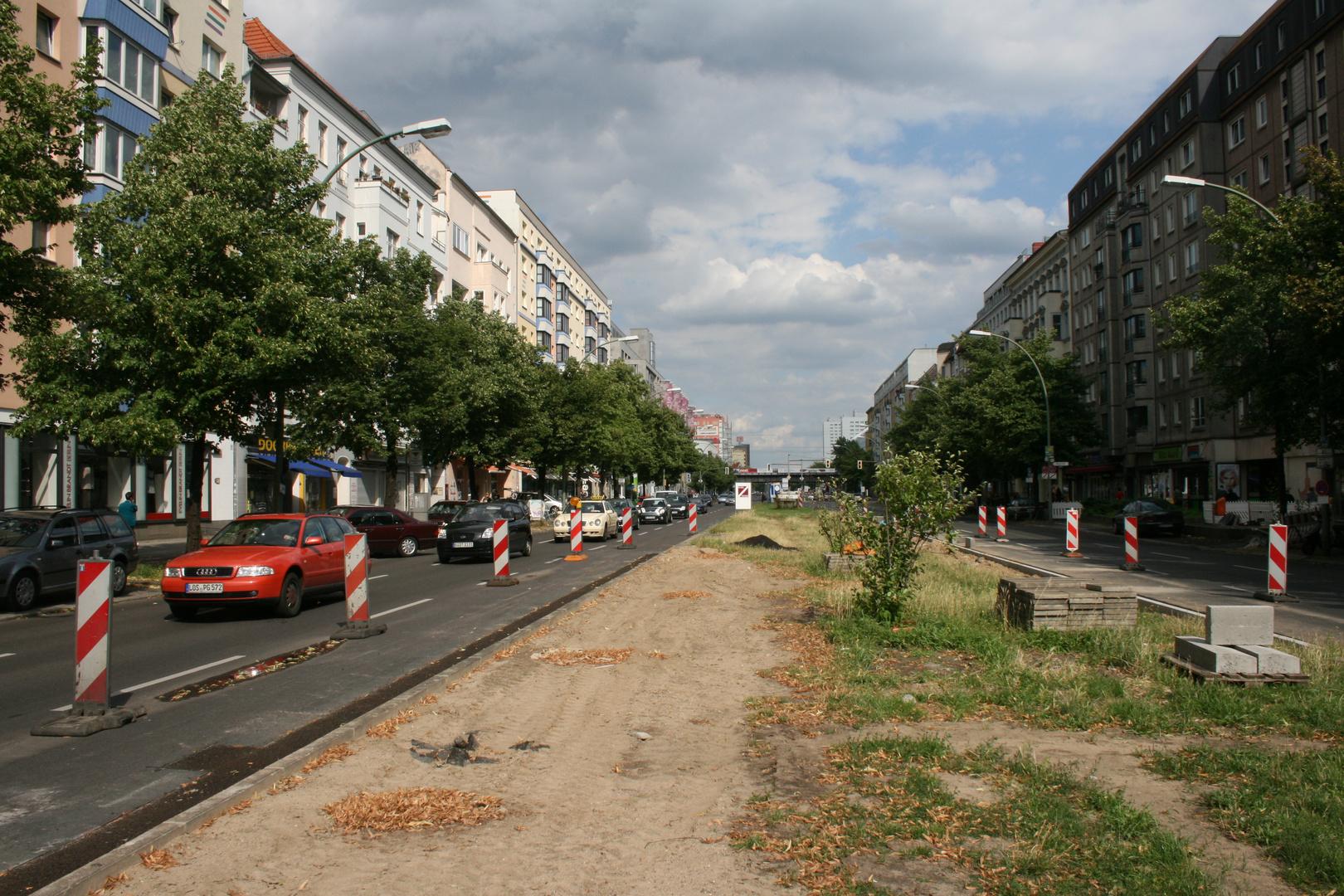 Frankfurter Allee ....Berlin