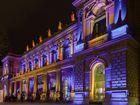 Frankfurter Börse zur Luminale 2014