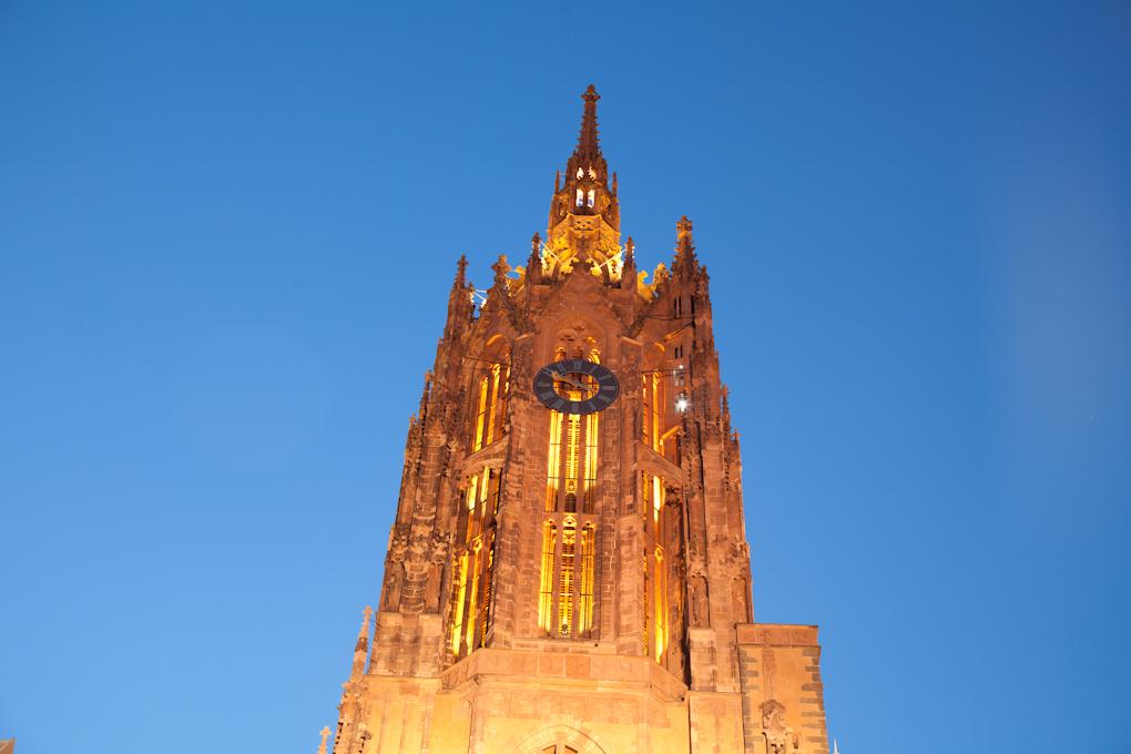 Frankfurter Kirchturm