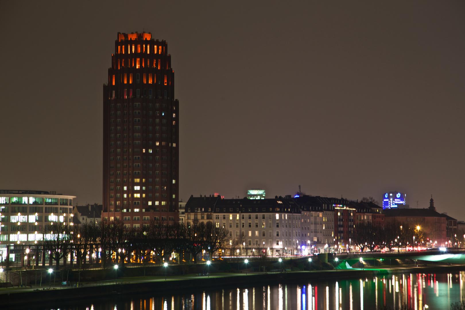 Frankfurter Nachtansichten