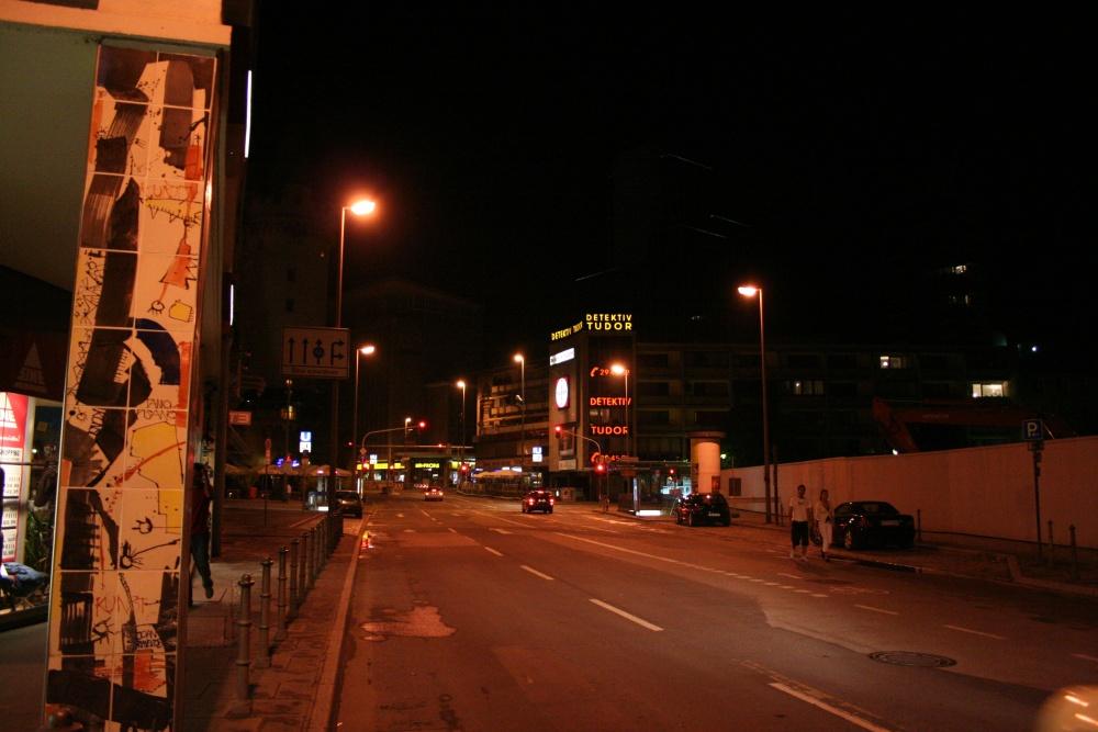 Frankfurter Nachtstimmung