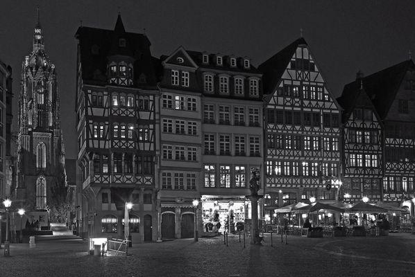 Frankfurter Römerplatz