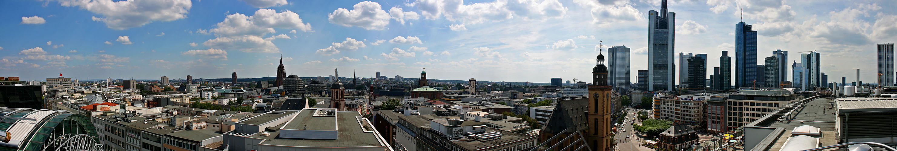 Frankfurter Skyline 2