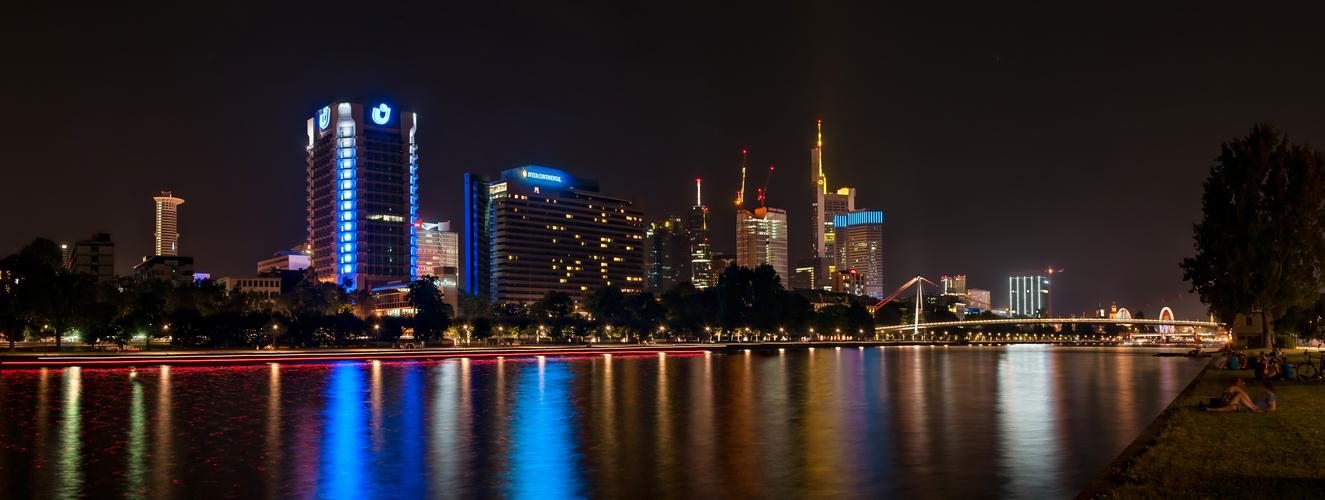 Frankfurter Skyline DRI II