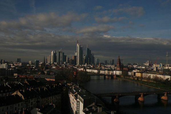Frankfurter Skyline II