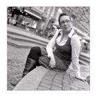 Frankfurter Straßenportrait: Johanna