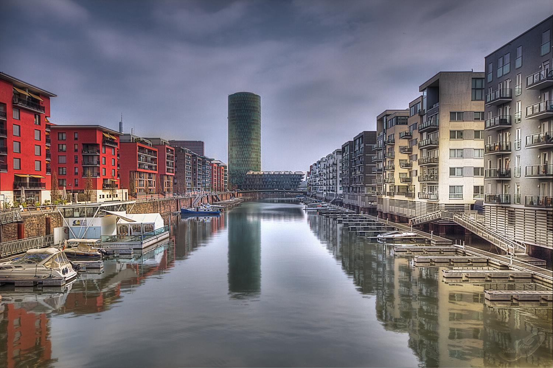 Frankfurter Westhafen
