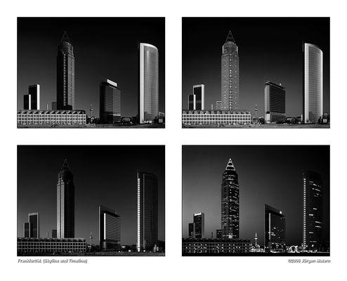 Frankfurt/M. (Skyline and Timeline)