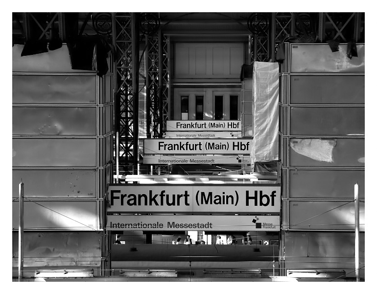 Frankfurt/Main - Hauptbahnhof