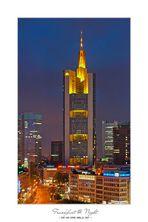 :: Frankfurt@Night :: Da wo das Geld ist ::