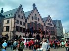 Frankfurt_Römer_Römerberg= Rathausplatz