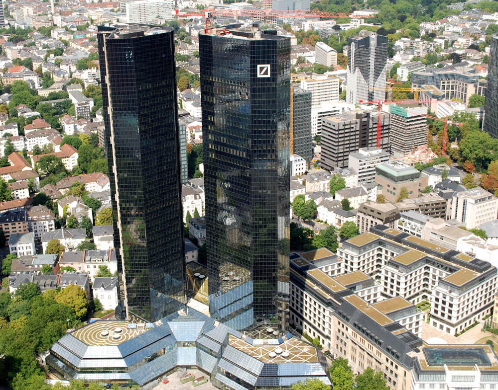 Frankfurt`s Twin Tower :-))