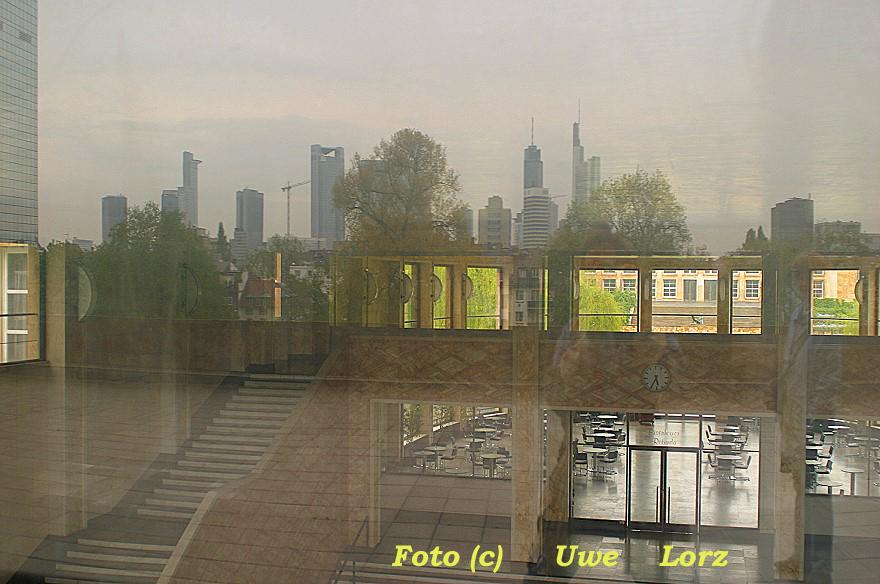 Frankfurts Uni ein Spiegel der Banken?