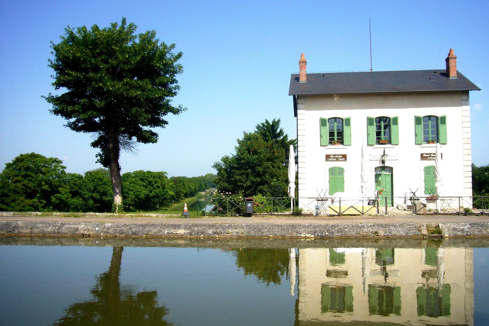 Frankreich Centre - Canal de Briare