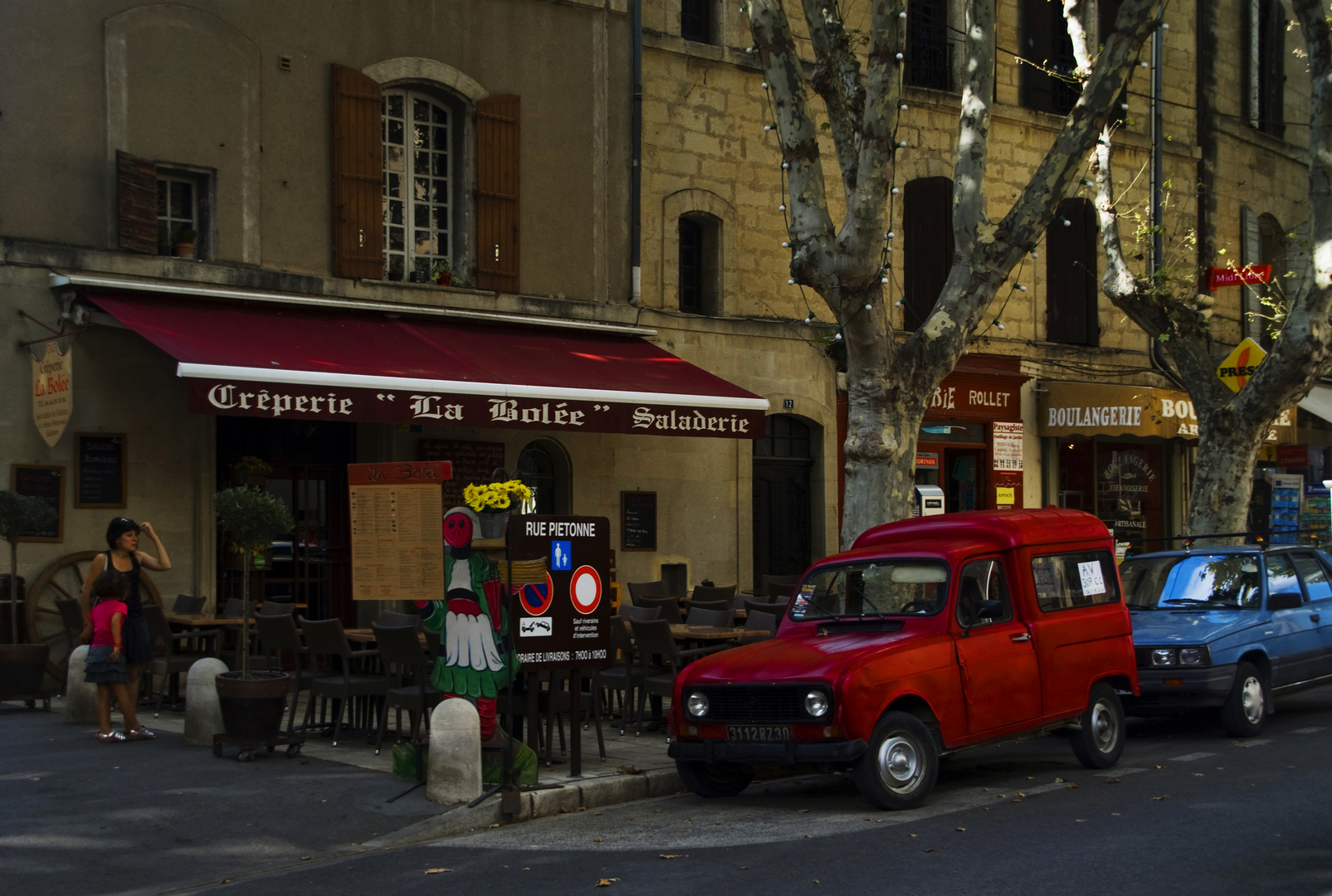Frankreich, Frankreich...