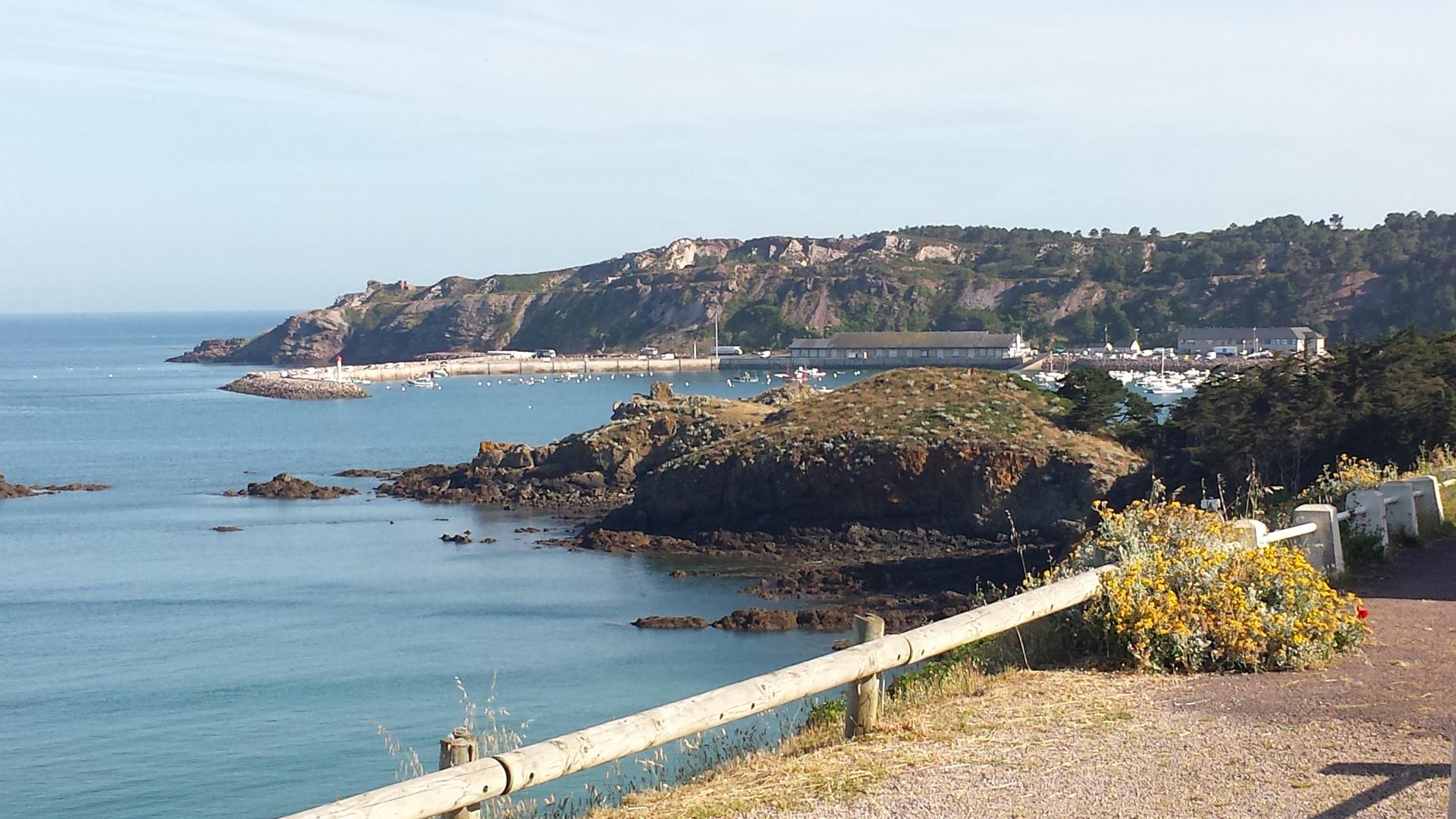 Frankreich Küste
