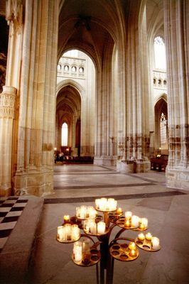 frankreich nantes kathedrale