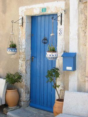 Frans blauw