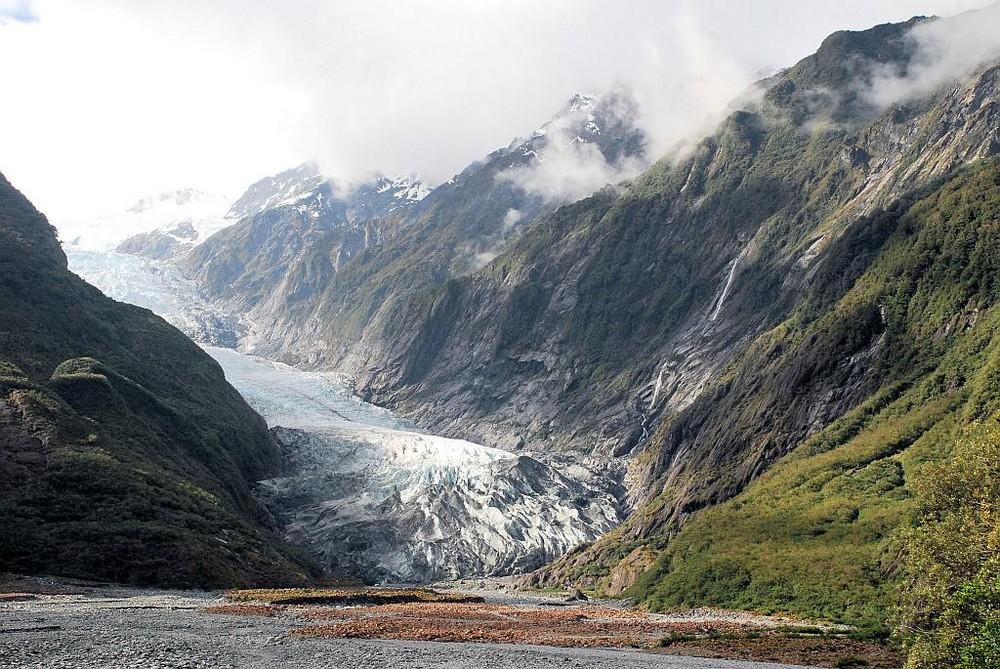 Franz Josef Gletscher NZ