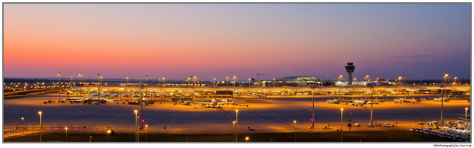 Franz Josef Strauß Flughafen München