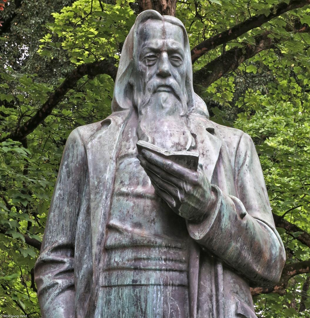 Franz Stelzhamer Detail