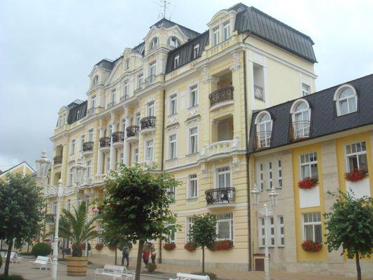 Franzbad in der Tschechei