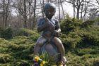 Franzensbad -Park -Skulptur
