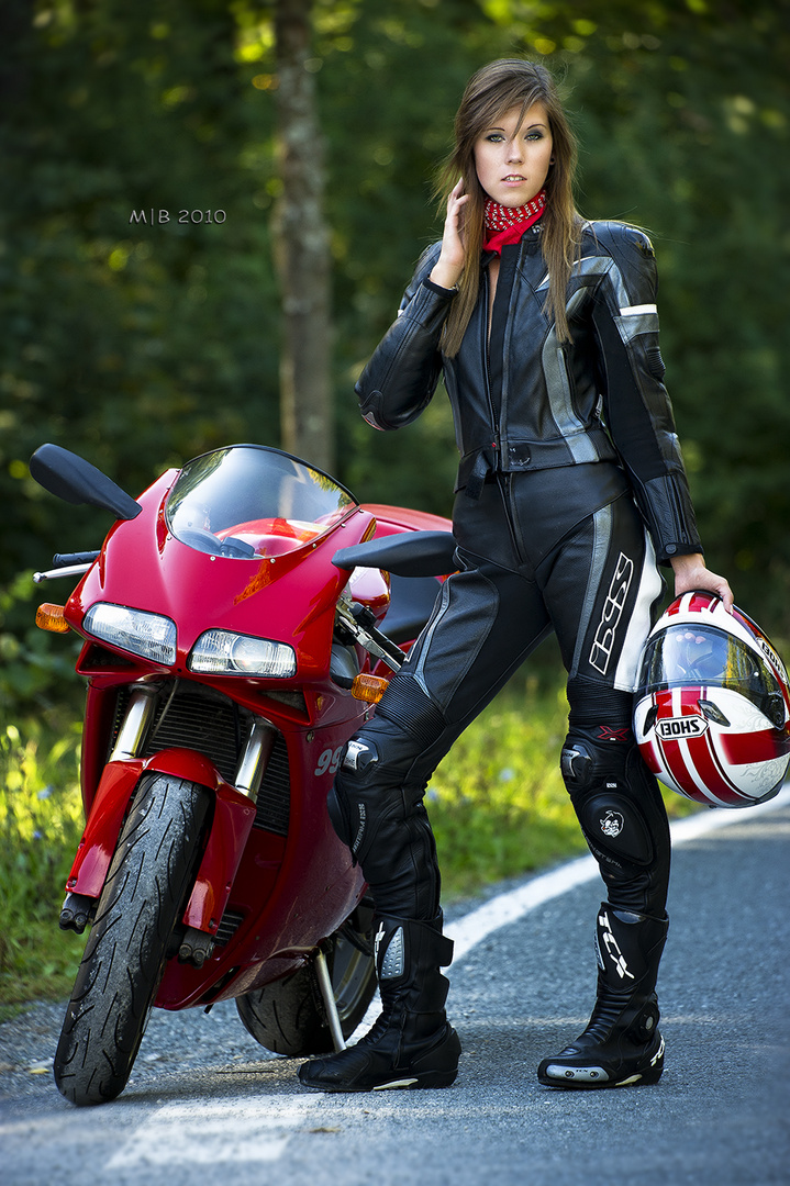 Franzi´s Ducati