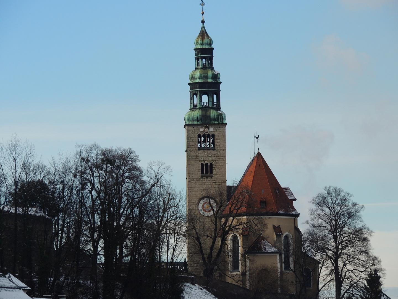 Franziskaner Kirche in Salzburg