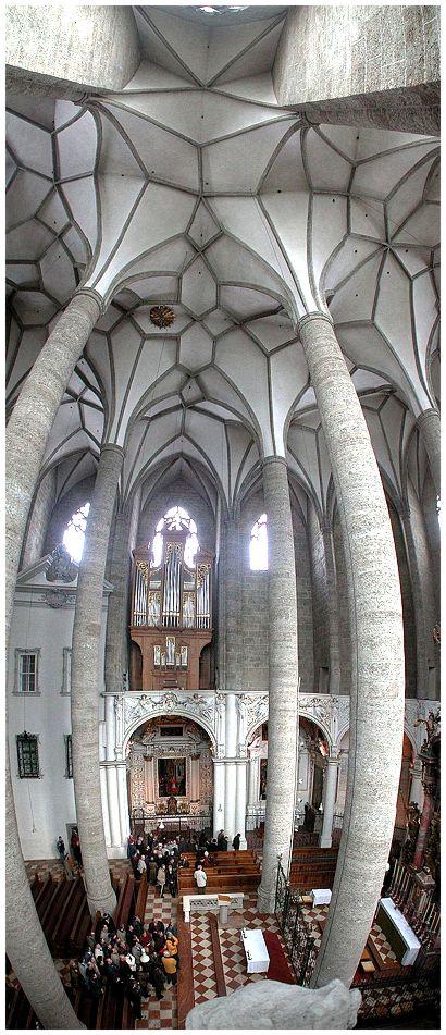 Franziskanerkirche in Salzburg