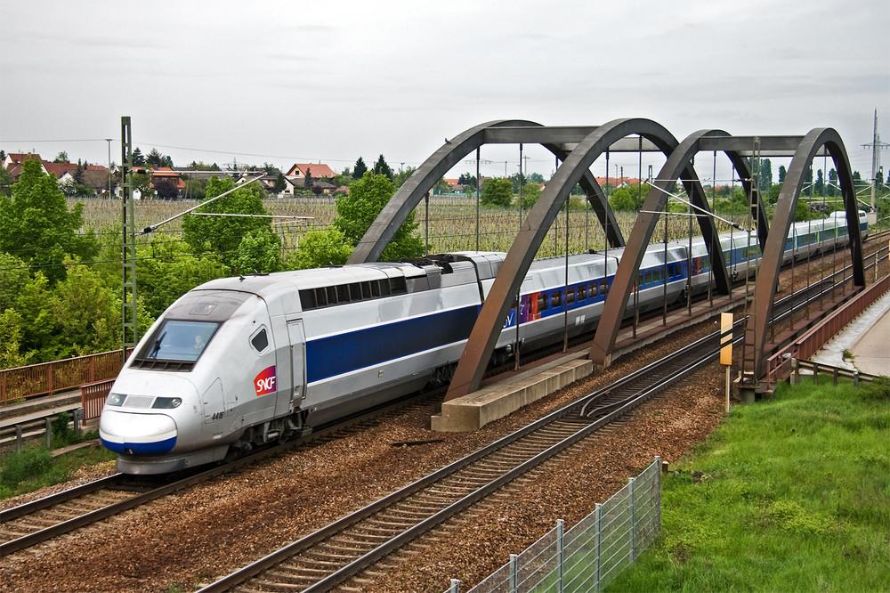 Französicher ICE Ersatz