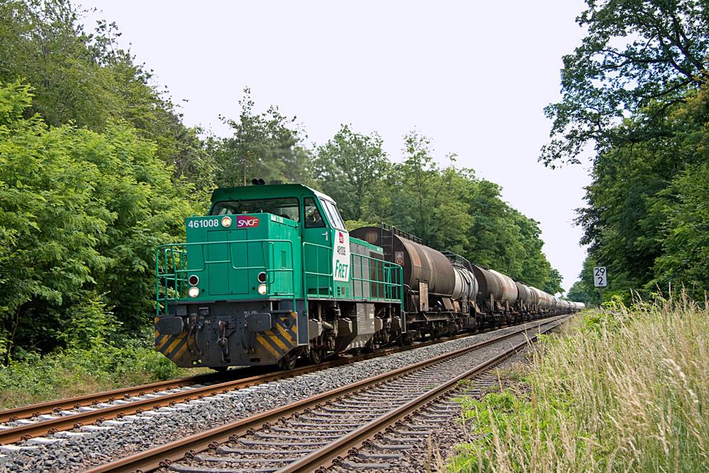 Französin in der Pfalz