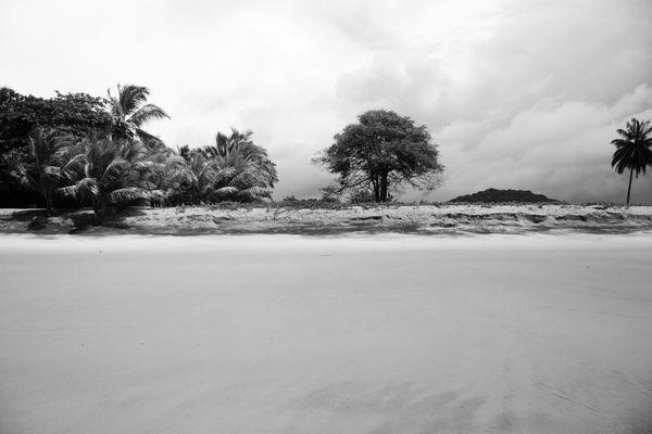 Französisch Guyana- Cayenne beach