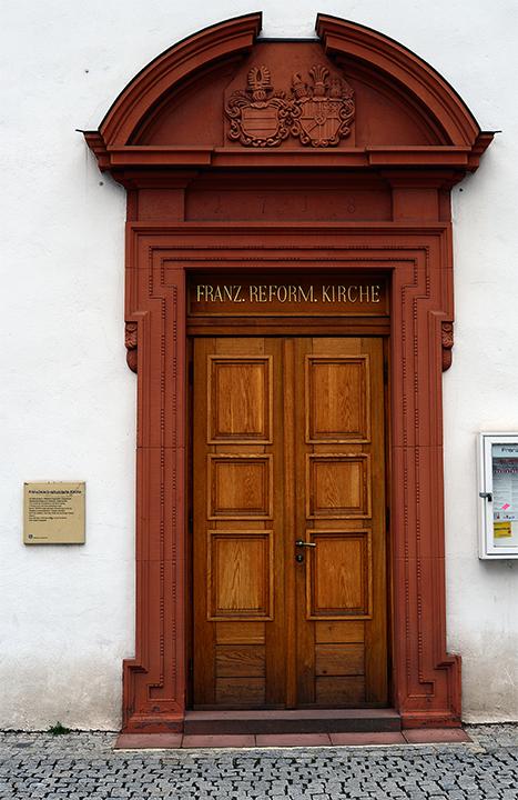 Französisch Reformierte Kirche