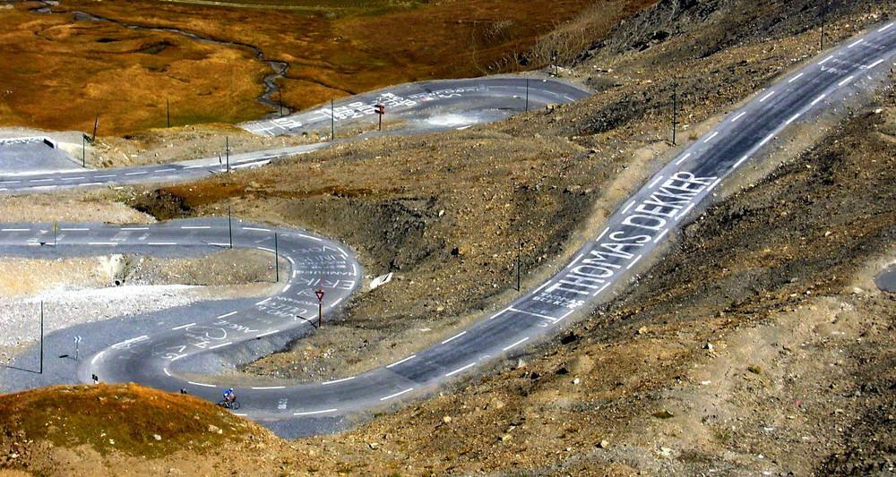 Französische Alpen 2007