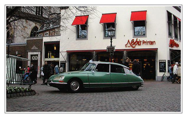 Französische Hochzeitskarosse DS19