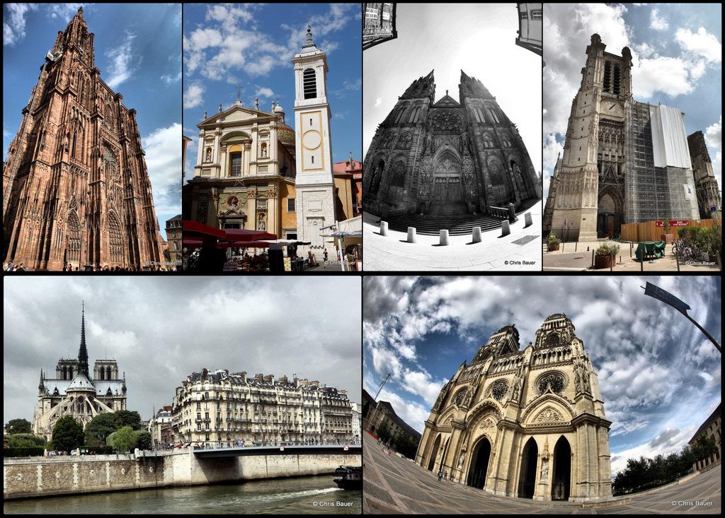 Französische Kirchen