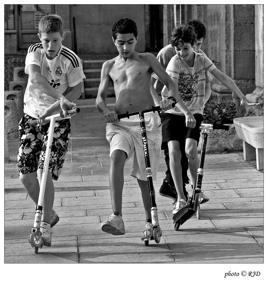 französische Lausbuben # 3 / gamins francais # 3