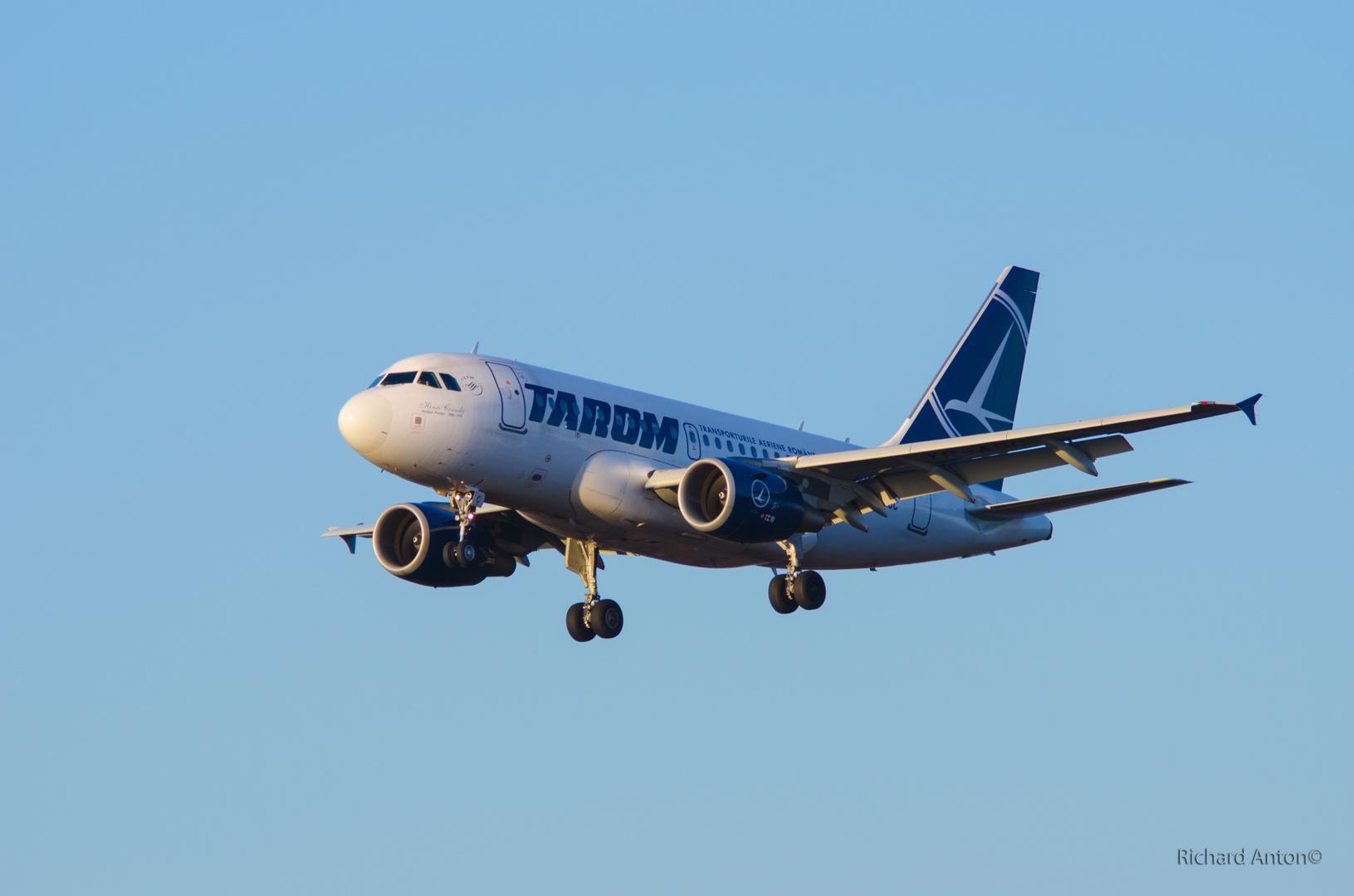 Fraport Landeanflug 2