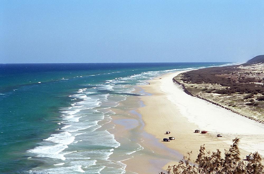 Fraser Island - Indian Head