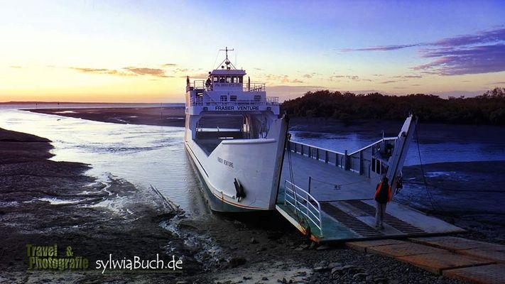 Fraser Venture Ferry Landing