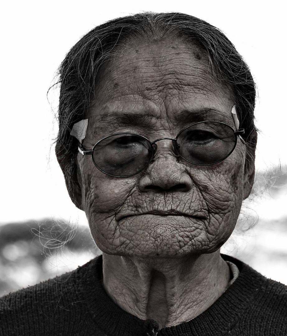 Frau in Vietnam