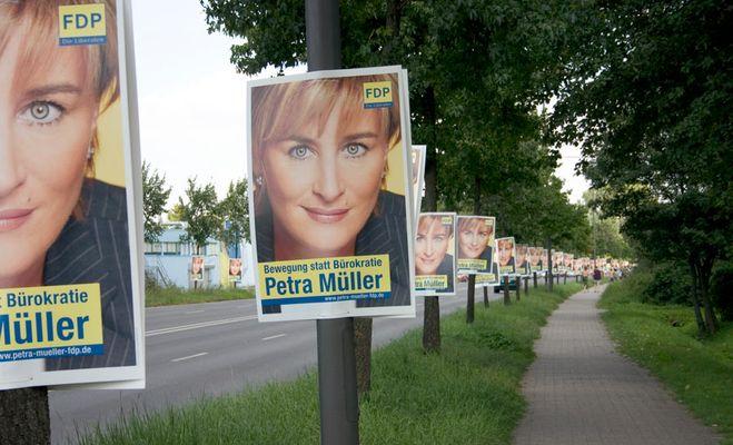 Frau Müller, wir kennen sie alle . . .