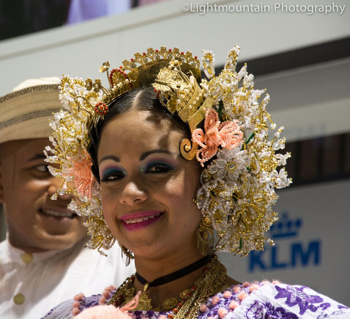 Frau Panama
